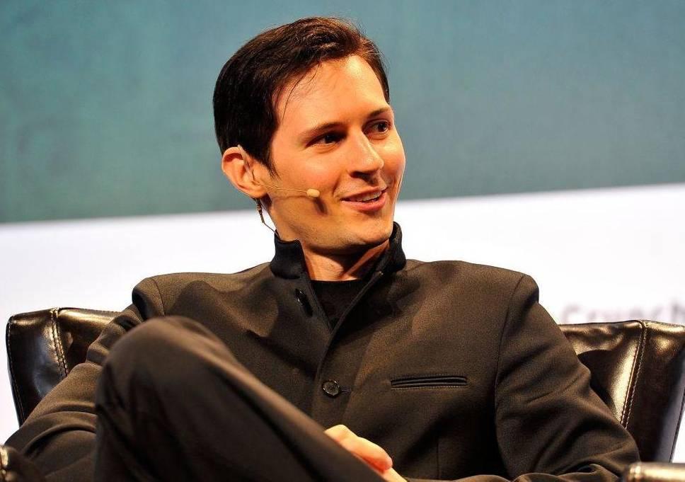 Pavel Durov zdroj Evening Standard