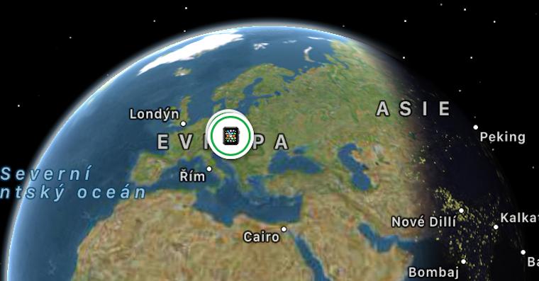globus iphone