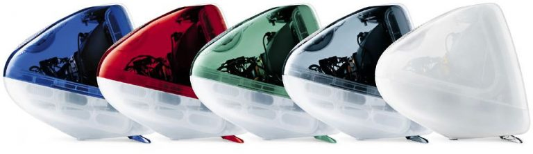 iMac G3 New Colors Lowendmac