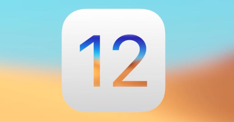 Kết quả hình ảnh cho iOS 12