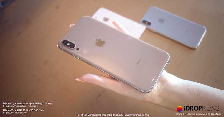 iphone x plus fotak