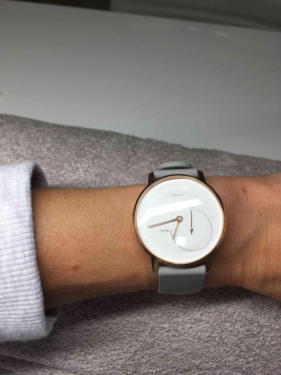 7e8222421 Recenze chytrých hodinek Nokia Activité Steel: luxus za přijatelnou cenu