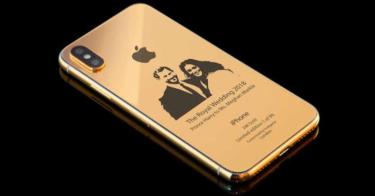 svatebni iphone