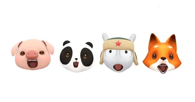 xiaomi animoji fb