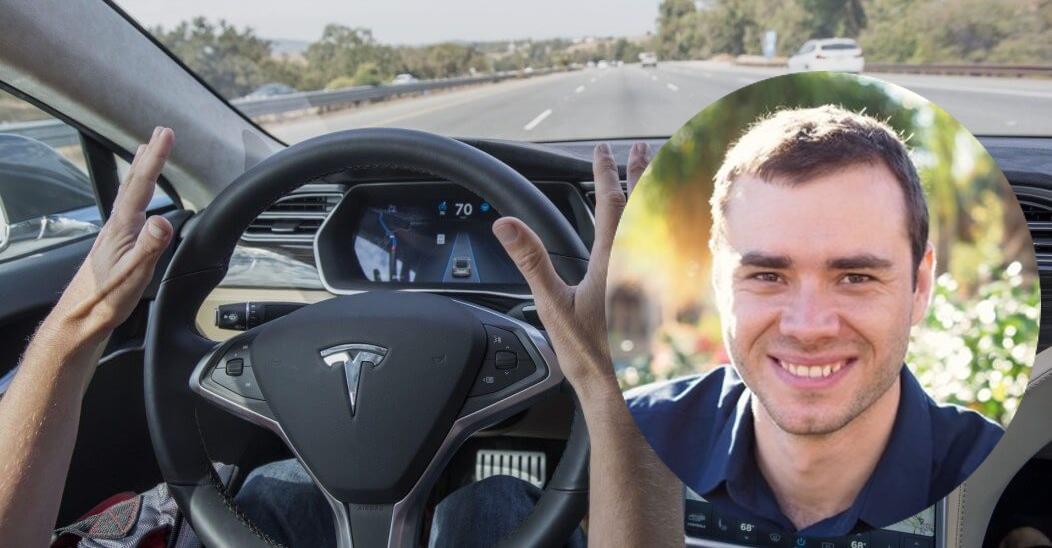 Adam Karpathy Tesla