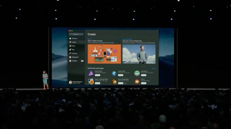 Mac App Store New fb