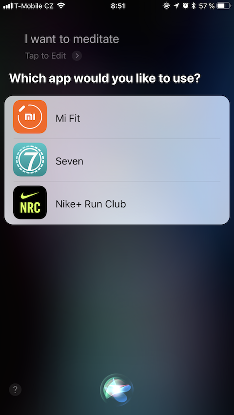 Siri Shortcuts 2