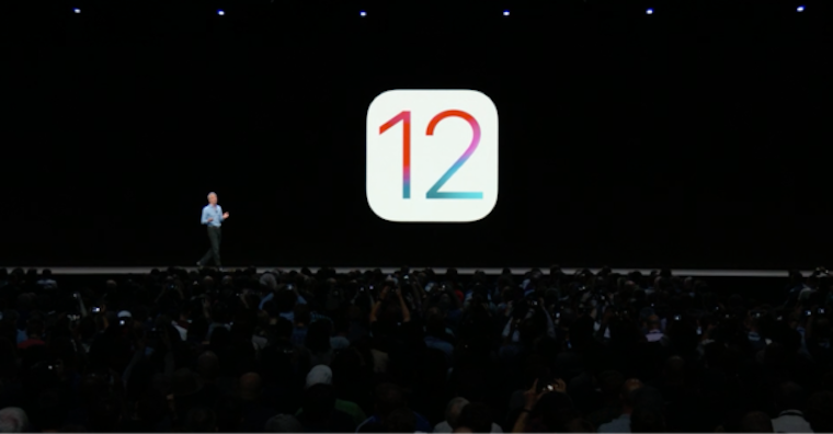 Siri iOS 12 fb