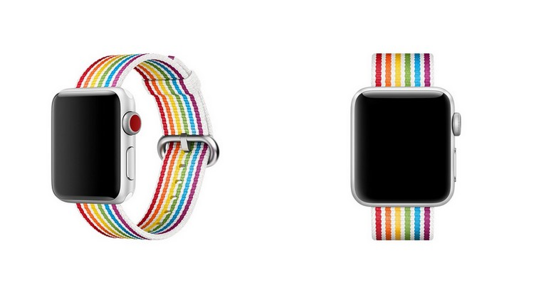 apple watch pride edition fb