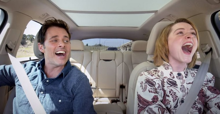 carpool karaoke fb