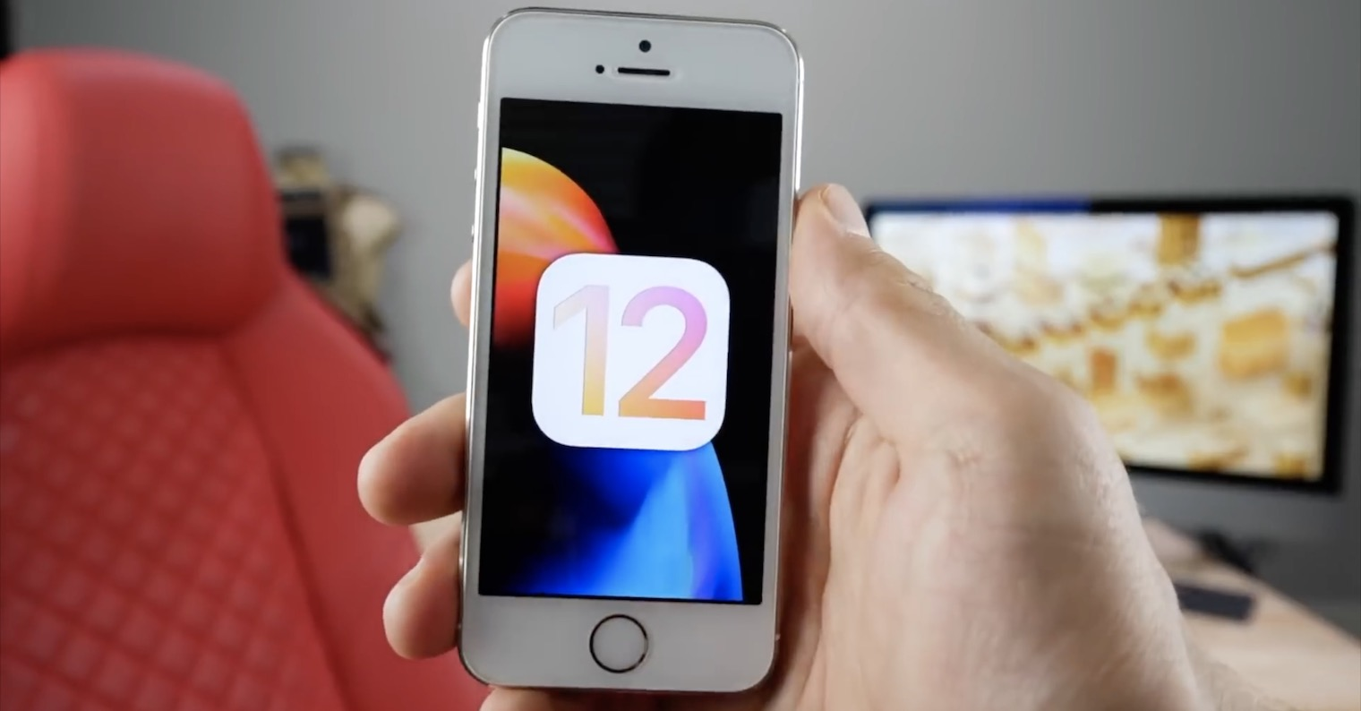 iOS 12 FB