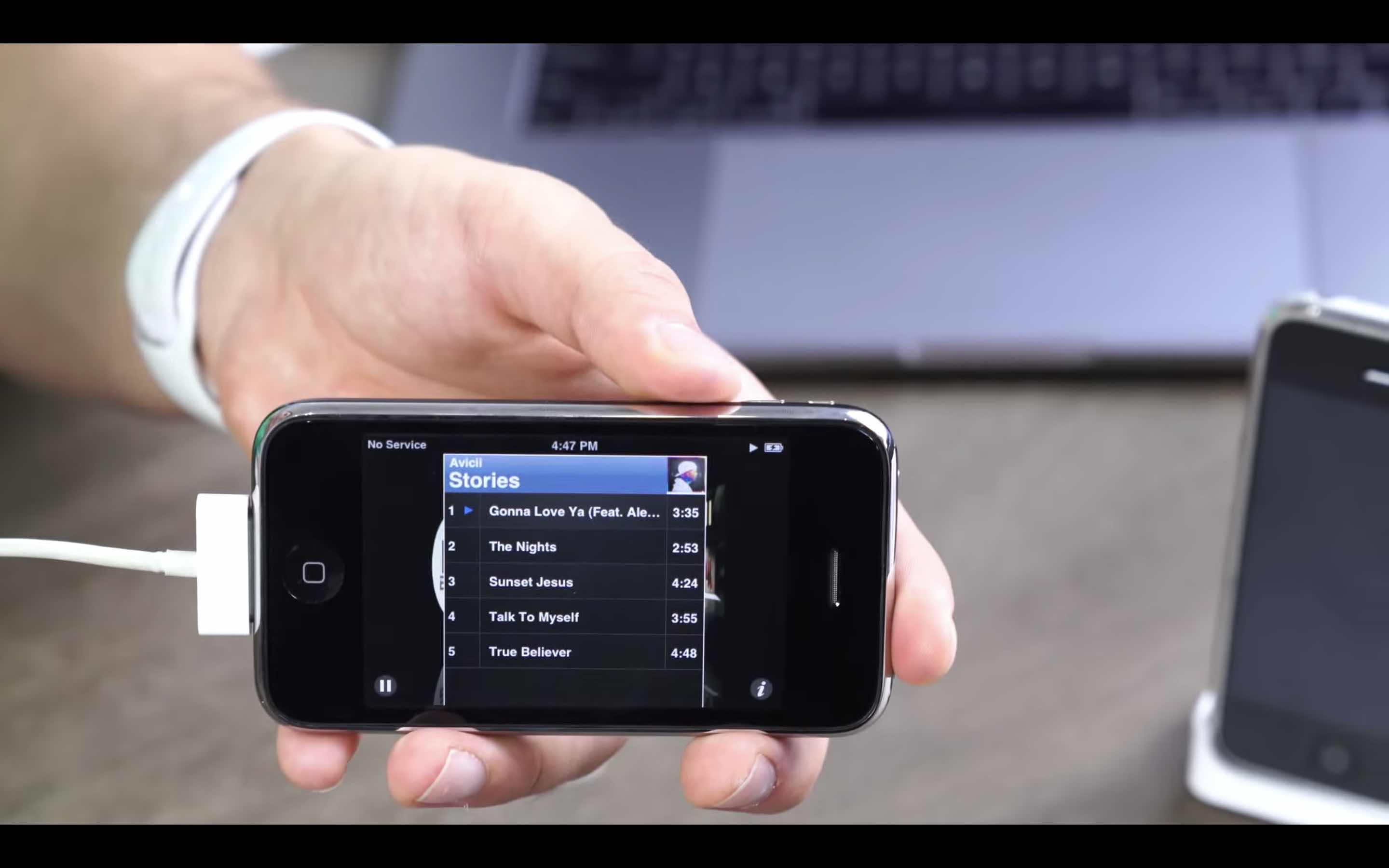 iPhone3G unboxing 20