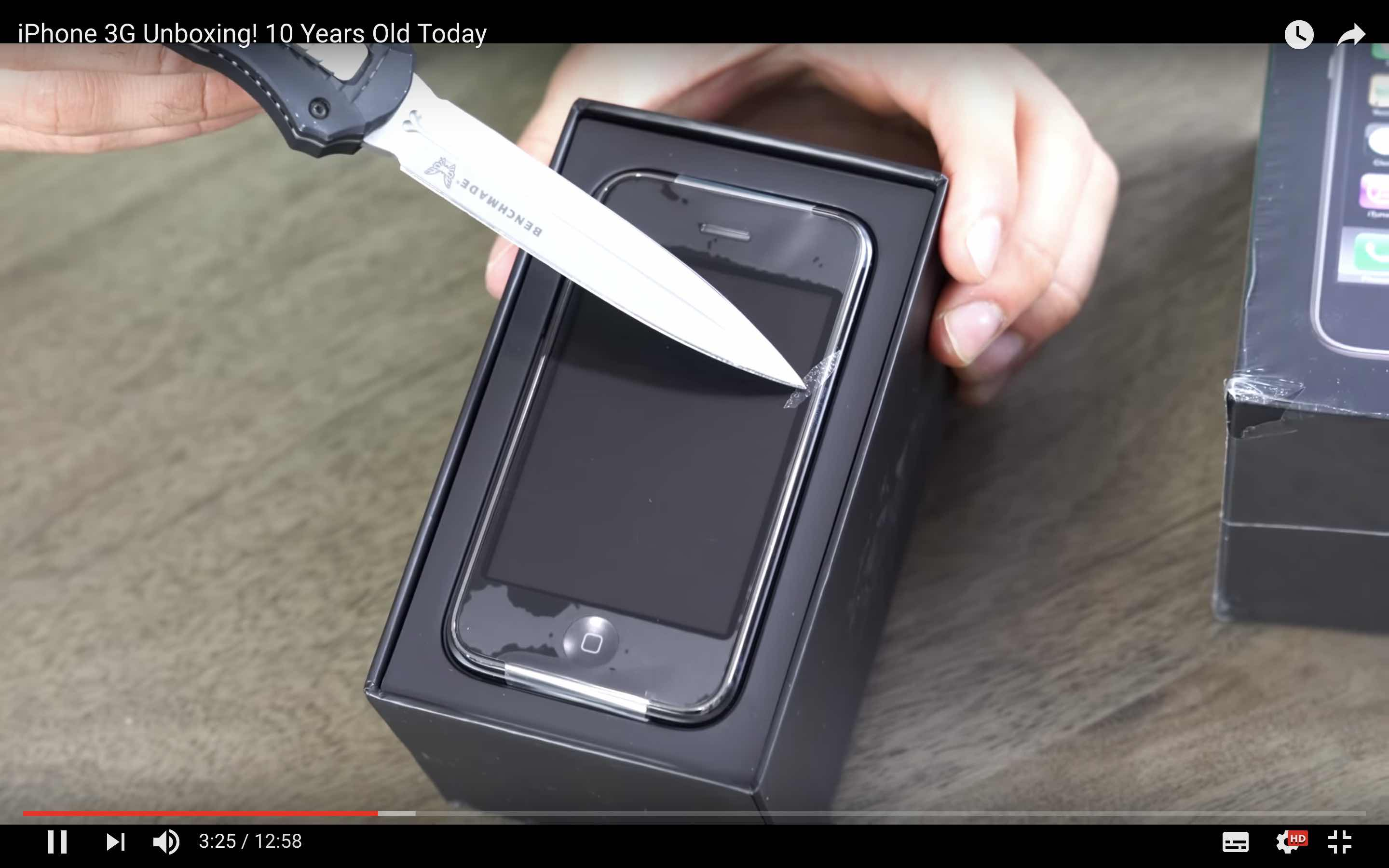 iPhone3G unboxing 3
