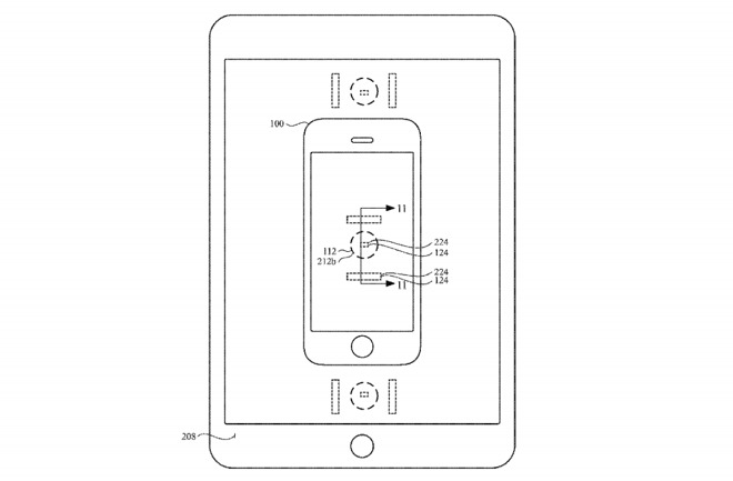 Apple Patent App Wireless Charging Apple Insider