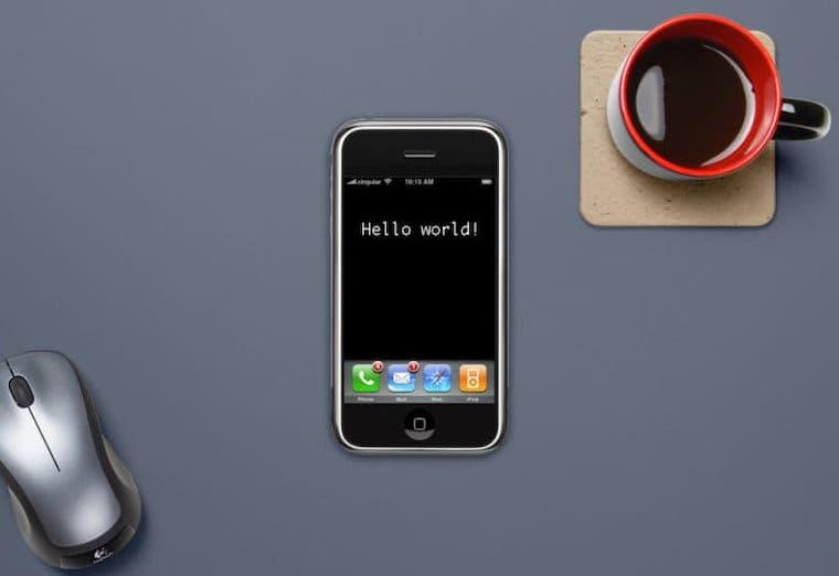 Hello World iPhone Cult of Mac