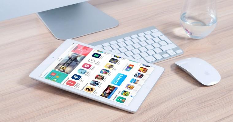ipad app store fb