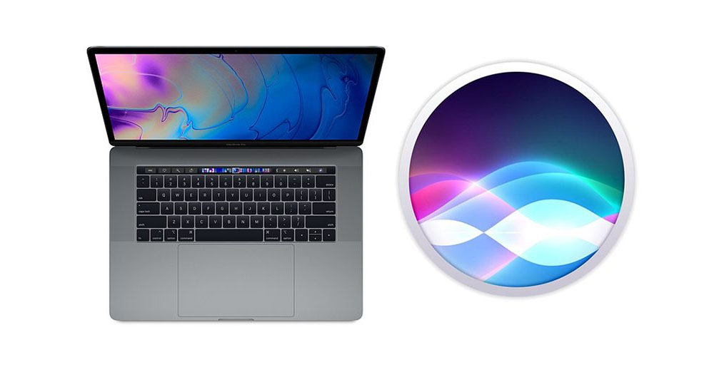 macbook pro hey siri