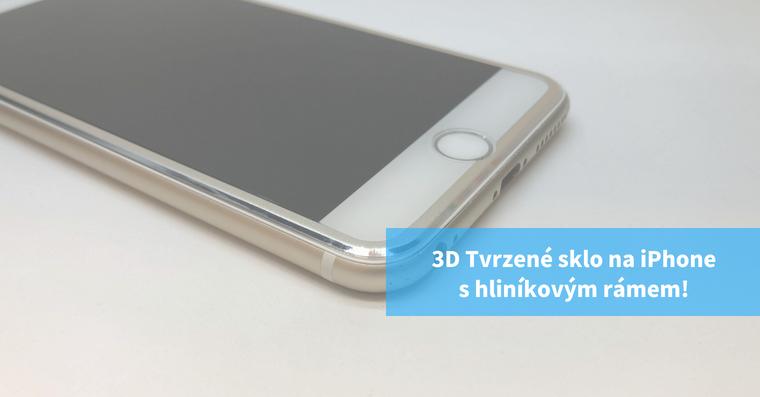 3D Tvrzene sklo shlinikovym rameckem LSA