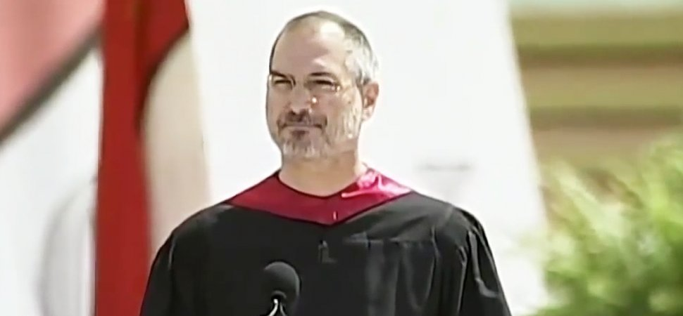 Steve Jobs Stanford INC