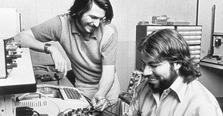 Steve-Jobs-and-Steve-Wozniak-