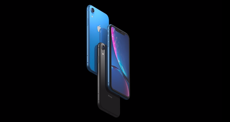 Apple iPhone XR fb