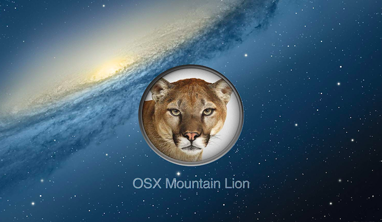 OS X Mountain Lion fb