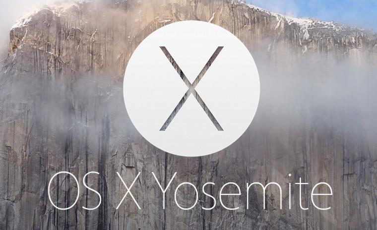 OS X Yosemite fb
