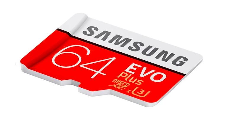 Samsung SD card fb