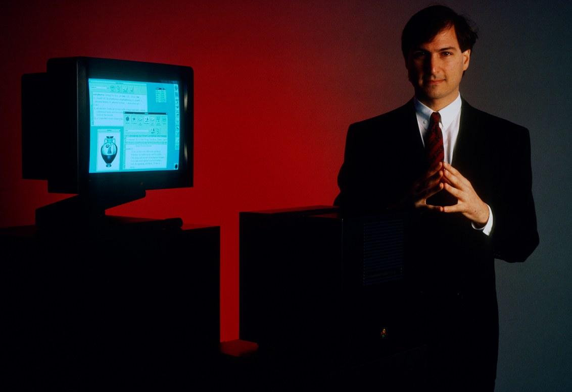 Steve Jobs 1988 Wired.com