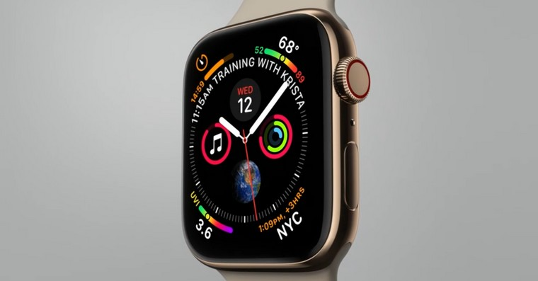 apple watch series 4 fb