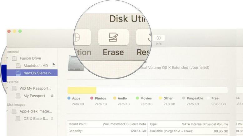 Jak provést čistou instalaci macOS 10 14 Mojave – Letem