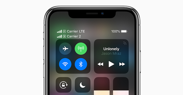 ios12-iphone-dual-sim-control-center-social-card
