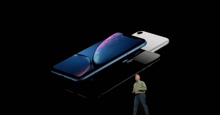 iphone xr oznamen fb