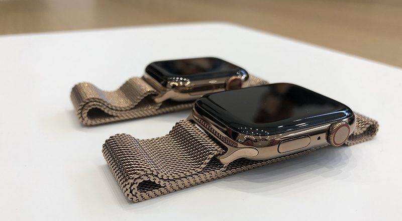 c9cf02b56bd Apple Watch Series 4 budou obrovským hitem letošních Vánoc