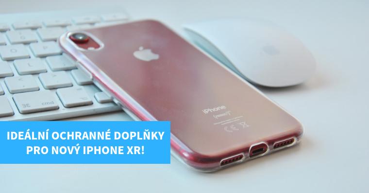 3D Tvrzené sklo iPhone XR úvodka