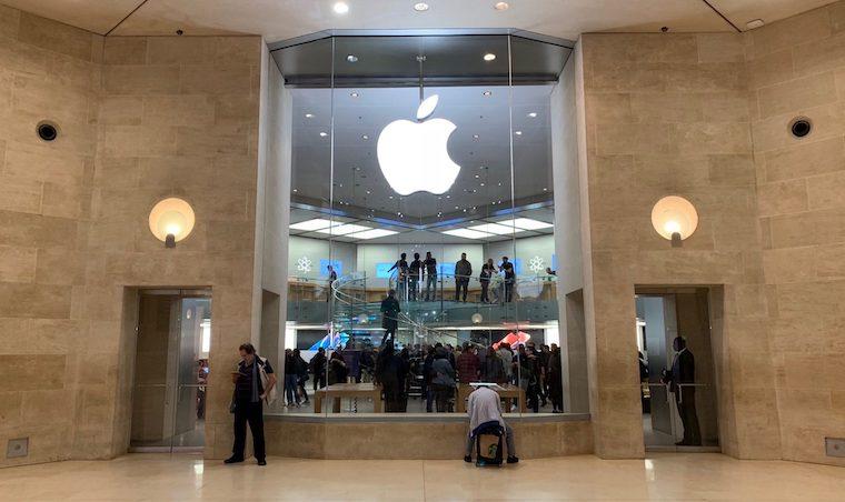 Apple Louvre fgb