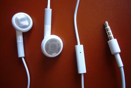 First iPhone Headphones Engadget