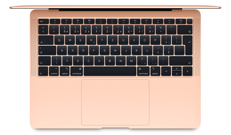 MacBook Air 2018 fb