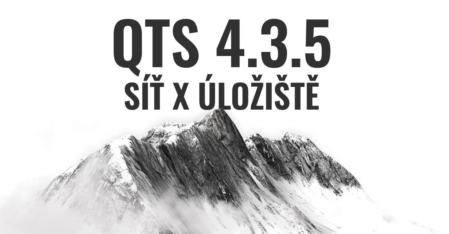 QNAP QTS 4.3.5 FB