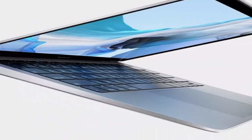 Intro na novy macbook air