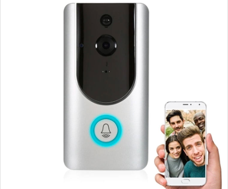 Wireless Doorbell fb