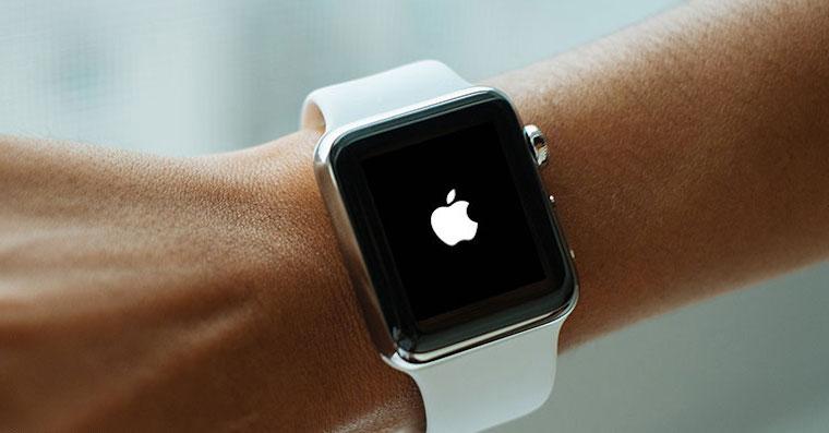 apple watch reboot