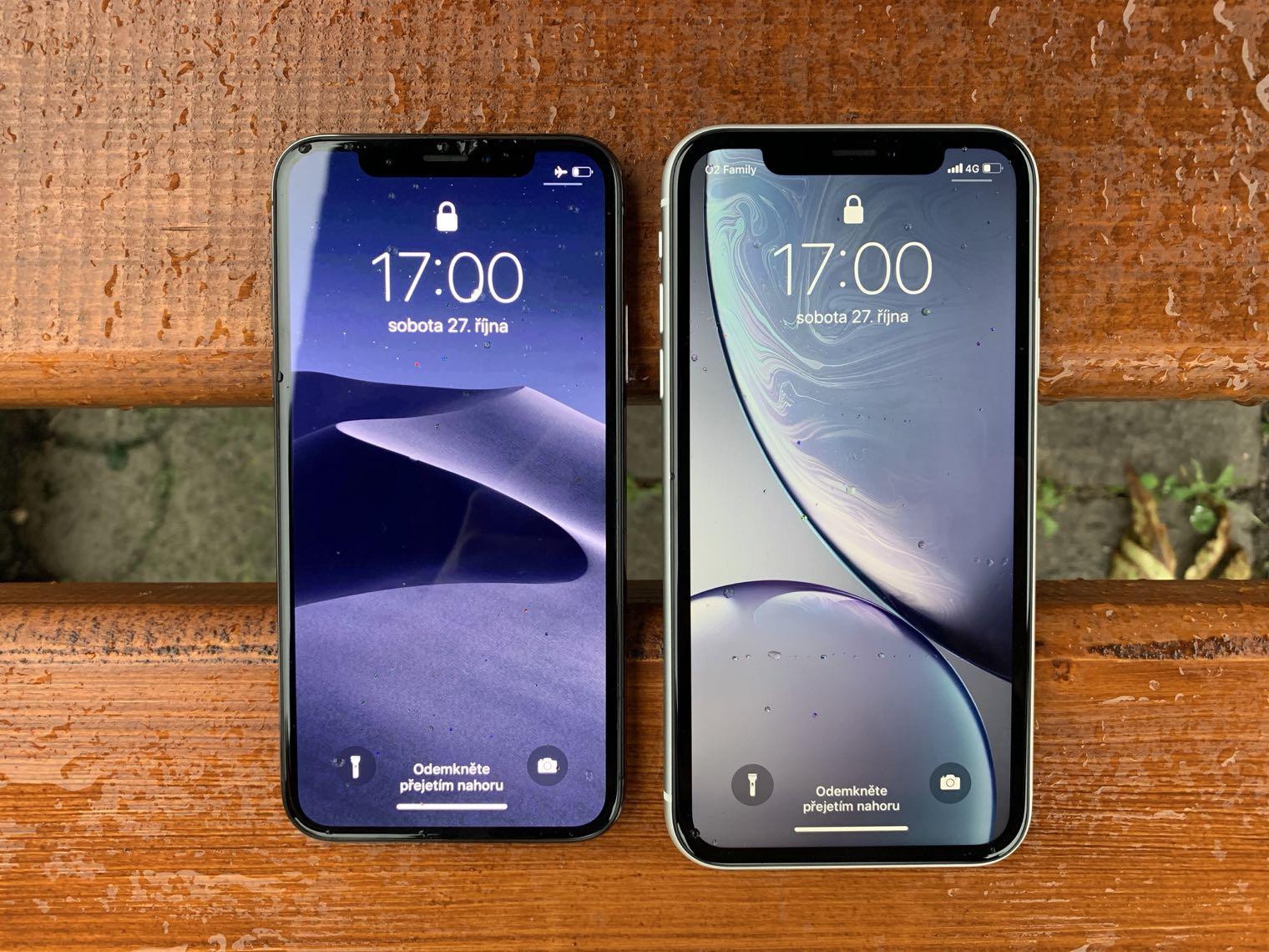 iPhone XR vs iPhone XS 5