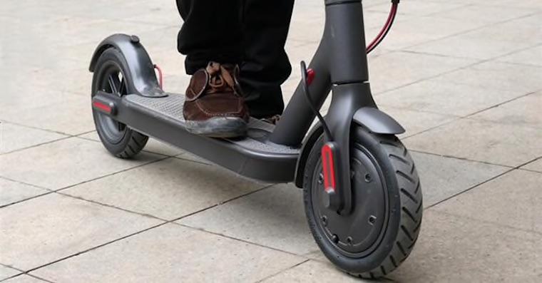xiaomi mi skooter
