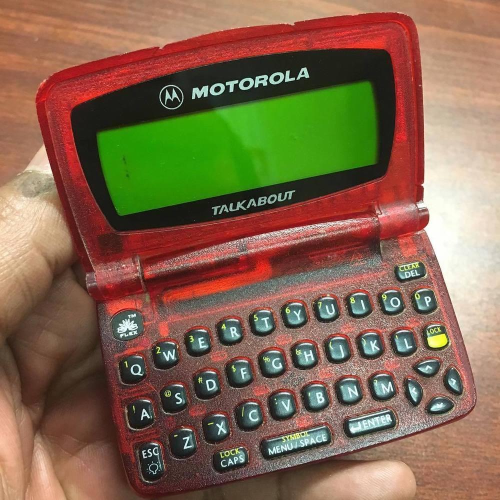 Motorola Pager 2
