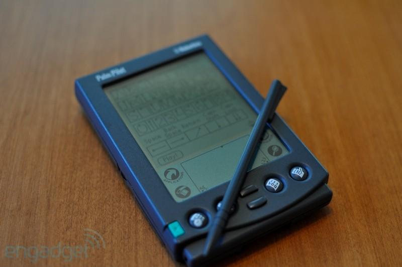 Palm Pilot Engadget 3