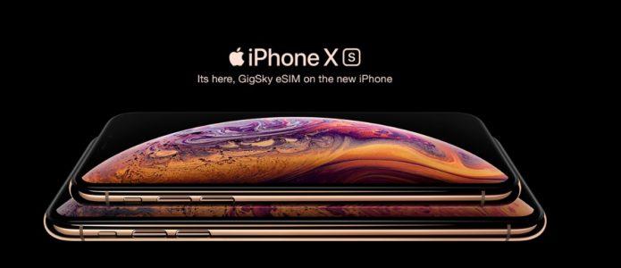gigsky esim iphone