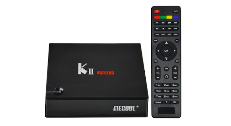 TV Box Meecool fb