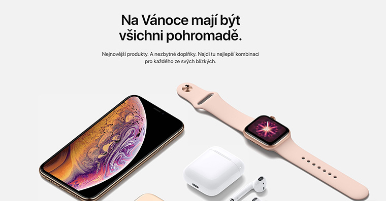 apple-spustil-vanocni-sekci-webu