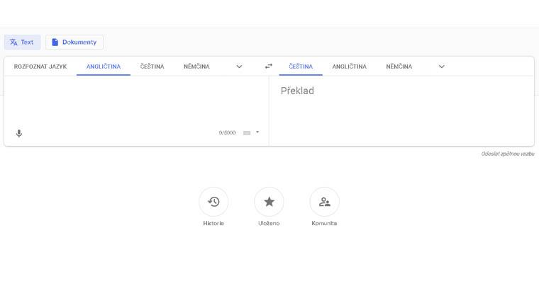 google prekladac fb